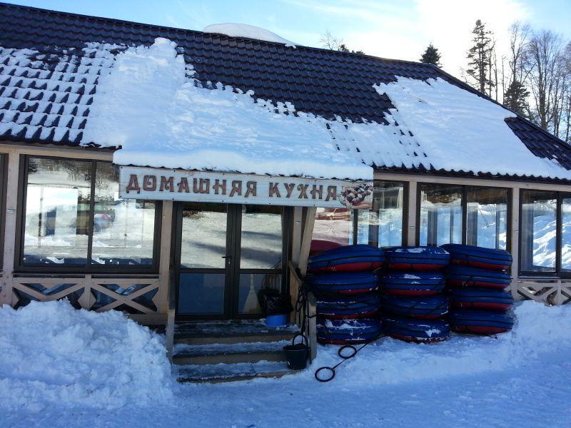 Кафе, Яворова поляна, Адыгея, Россия