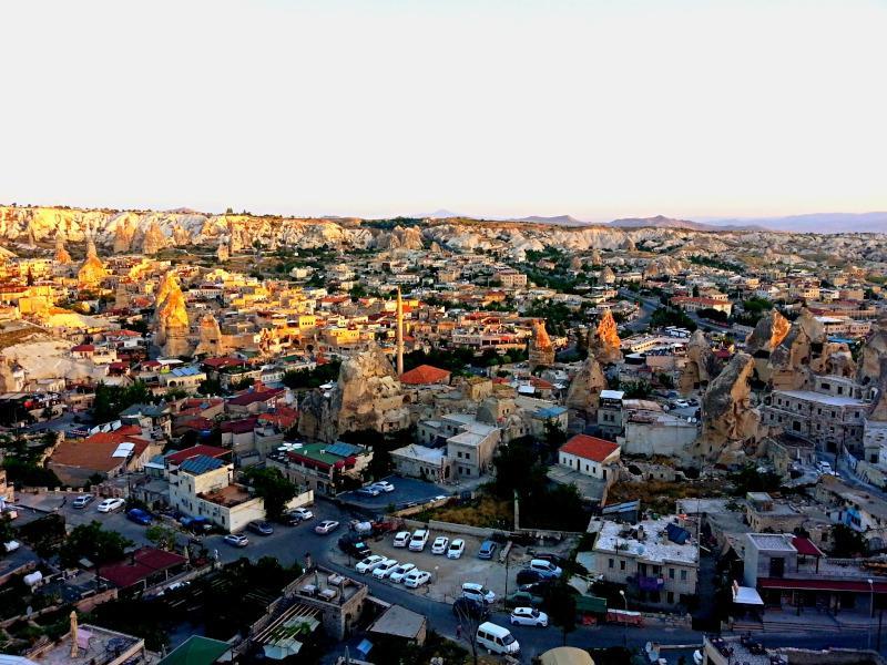 Гёреме, Каппадокия, Турция