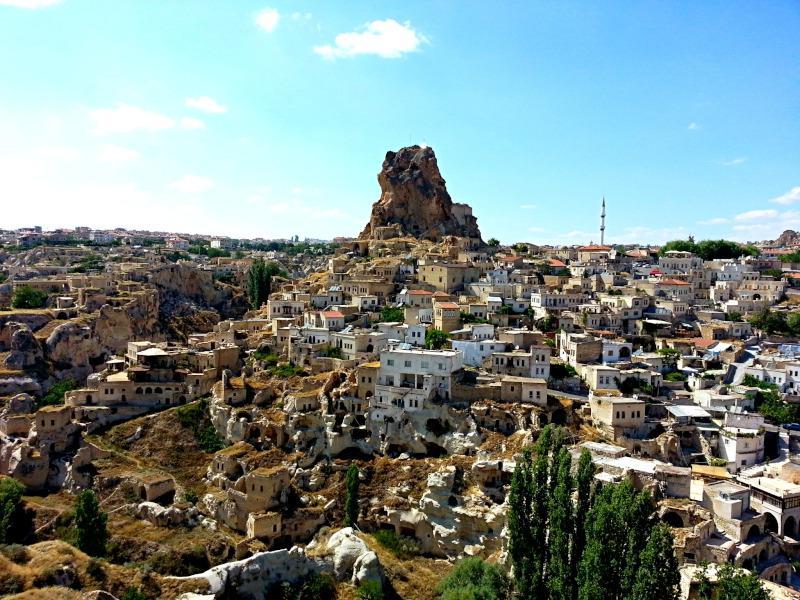 Ортахисар, Каппадокия, Турция