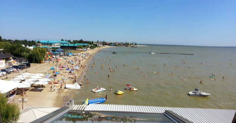 Пляж Детский, Ейск