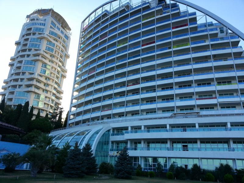 Отель Respect Hall Resort & SPA (Респект Холл Резорт & Спа), Кореиз