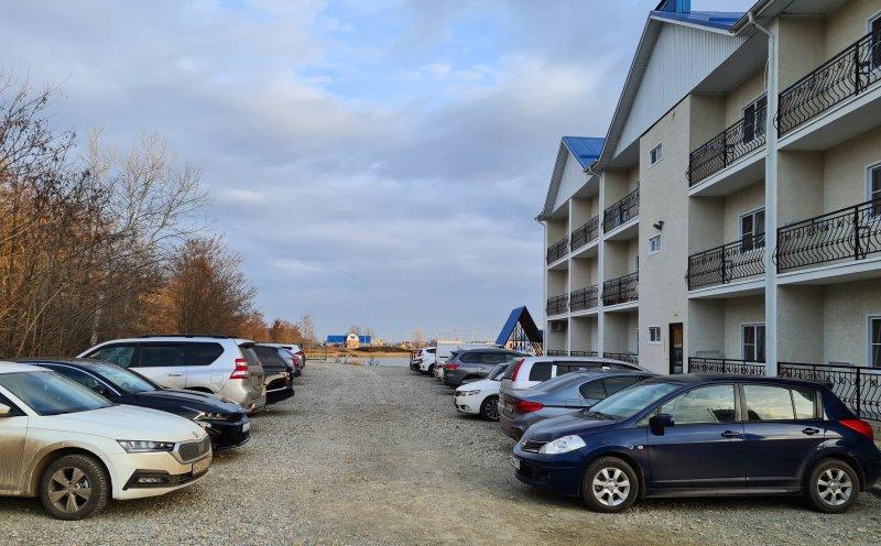 Термальные источники Аква-Вита, Мостовской, парковка №2.
