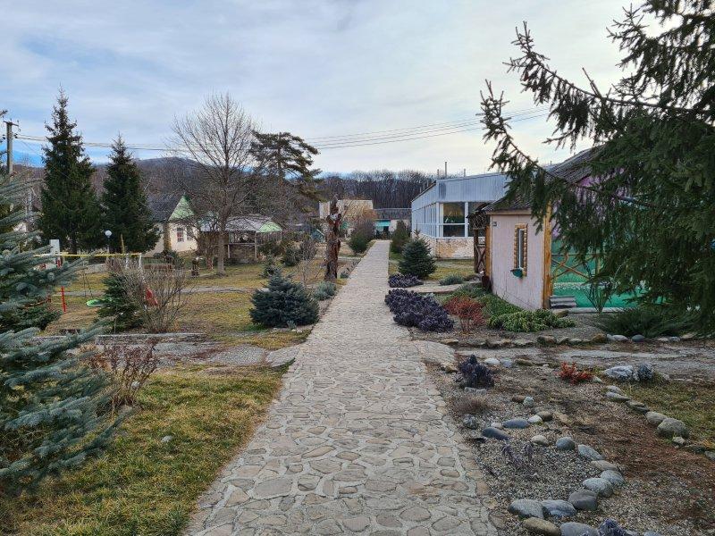 Турбаза Восход, Псебай