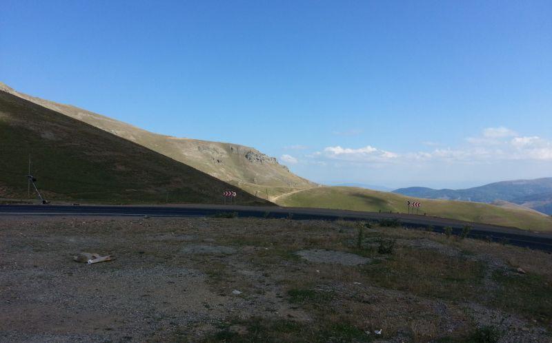 Перевал Эгрибель
