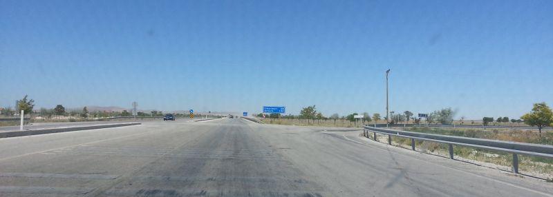 До Джиханбейли 28 км